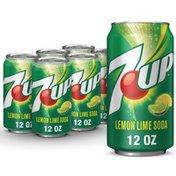7up Soda, Caffeine Free