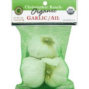 Christopher Ranch Garlic, Organic