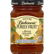 Dickinson's Purely Fruit Apricot Spreadable Fruit