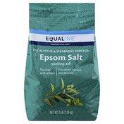 Equaline Epsom Salt, Eucalyptus & Spearmint Scented