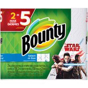 Bounty Select-A-Size Star Wars Print Paper Towels