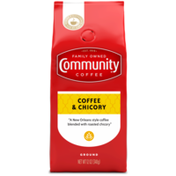 Community Coffee Coffee & Chicory Ground Coffee