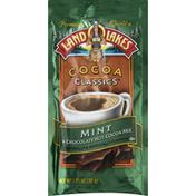 Land O Lakes Cocoa Mix, Hot, Mint & Chocolate
