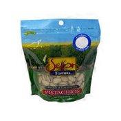 Setton Farms Premium Dry Roasted Pistachios, Sea Salt