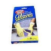 Western Family Medium Long Cuff Latex Gloves