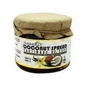 Cocovie Organic Vanilla Coconut Spread