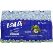 LALA Yogurt Smoothie, Guanabana, 10 Pack