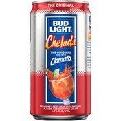 Chelada Bud Light Chelada The Original Made With Clamato Beer Can