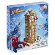 Crafty Cooking Kits Gingerbread Cookie Kit, Skyscraper, Marvel, Spider-Man