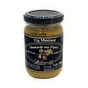Delouis Fils Fig Mustard