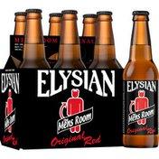 Elysian Mens Room Original Red Ale Beer Bottles