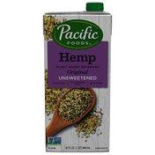 Pacific Hemp Unsweetened Original Beverage