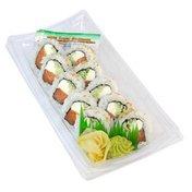 AFC Sushi Cream Cheese Salmon Roll (Brown Rice)