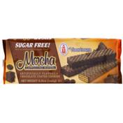 Voortman Mocha Cappuccino Wafers Sugar Free