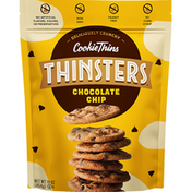 Thinsters Cookie Thins, Chocolate Chip