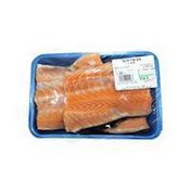 Salmon Fish Bone