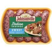 Johnsonville Italian Sausage Sweet - 5 CT