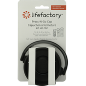 Lifefactory Press-N-Go Cap
