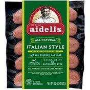 Aidells Dinner Link Italian Mozzarella, 32 oz.