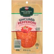 Hormel Uncured Pepperoni