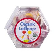 Yummy Earth Organic Lollipops Variety Pack - 25 CT
