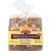 Brownberry/Arnold/Oroweat Dutch Country 100% Whole Wheat Bread