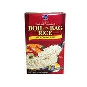 Kroger Rice Boil In Bag