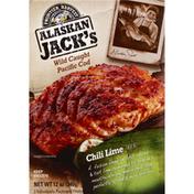 Alaskan Jack's Cod, Wild Caught Pacific, Chili Lime Rub