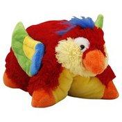 Pillow Pets Stuffed Animal, Plush Folding, Pee-Wees, Tropical Parrot