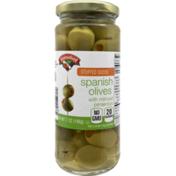 Hannaford Stuffed Queen Spanish Olives