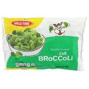 Valu Time Freshly Frozen Cut Broccoli