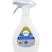 Febreze Fabric Refresher, Allergen Reducer, Clean Splash