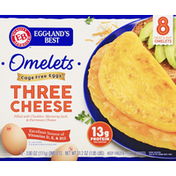 Eggland's Best Omelets, Three Cheese