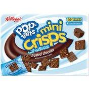 Kellogg's Pop-Tarts Mini Crisps Frosted Chocolate Tasty Baked Bites