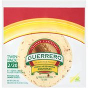 Guerrero Soft Taco Flour Tortillas