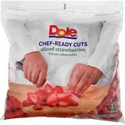 Dole Strawberries, Sliced