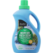 Essential Everyday Fabric Softener, Ultra Concentrated, Mountain Fresh Scent
