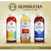 GTs Kombucha, Organic & Raw, Variety Pack