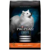 Purina Pro Plan Focus Chicken & Rice Adult Dog Food