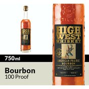 High West American Prairie Bourbon Barrel Select Whiskey