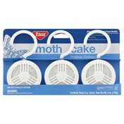 Enoz Moth Cake, Protects Clothing, Moths & Carpet Beetles, 3 Pack, Multipack