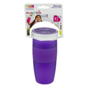 Munchkin Miracle 360 Degree Cup Purple