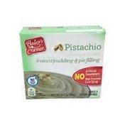 Baker's Corner Instant Pistacchio Pudding Mix