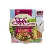 Nongshim Bowl Noodle Soup, Spicy Lobster Flavor