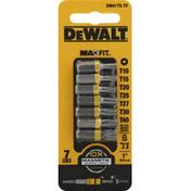 Dewalt Bit Tips, Magnetic Screw Lock System