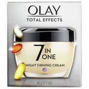 Olay Total Effects Anti-Aging Night Firming Cream, Face Moisturizer
