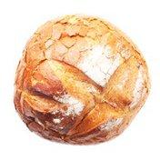 Sweet Round Homemade Bread