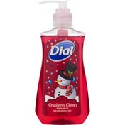 Dial Liquid Hand Soap, Hydrating, Cranberry Cheer, Bottle