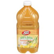 Shurfine 100% Pineapple Juice From Concentrate With Added Ingredients