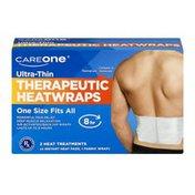 CareOne HeatWraps, Therapeutic